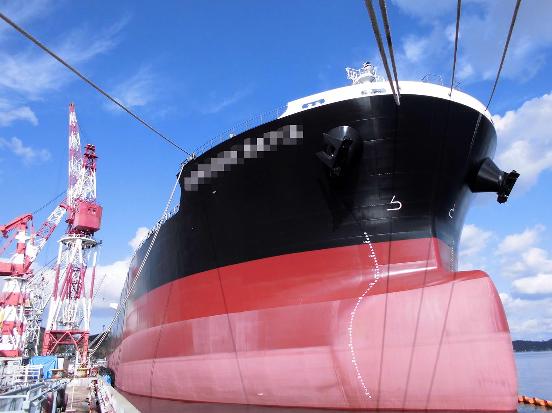 商船 施工実績 造船所